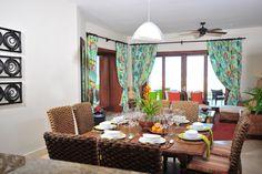 Dinning room at Cap Cana, Dominican Republic