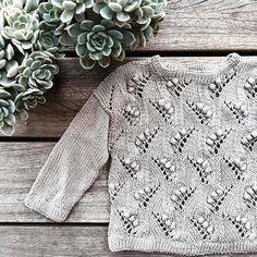 Ærtebluse – Knitting for Olive
