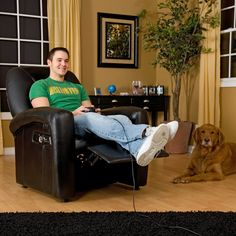 Home Theater Video Gaming Chair
