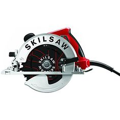 Introducing SOUTHPAW, the only All-Magnesium Left Blade SIDEWINDER Circular Saw. Made specifically for our saws and for pros like you, our best-in-class 15 Amp Dual-Field motor increases cooling and extends Circular Saw Reviews, Best Circular Saw, Power Tool Batteries, Power Tools, Table Saw, A Table, Worm Drive Circular Saw, Skill Saw, Cordless Circular Saw