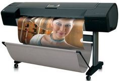 Top Printer Drivers HP Designjet Z3100ps 24-in Photo For All In oneTheHewlett-Packard Designjet Z3100 24-in Photo Printer
