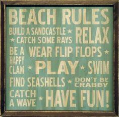 vintage beach house decor - Google Search