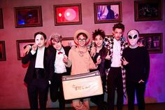 SMTOWN HALLOWEEN PARTY - 2014