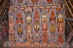 Abelam tribe of the Sepik Cycling Events, Different Art Styles, Art Premier, South Seas, Pacific Rim, Ocean Art, Papua New Guinea, Wood Carving, Painting