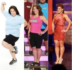 """Danni Allen Biggest Loser 14 Winner. What an amazing transformation! """"Anything is possible"""""""