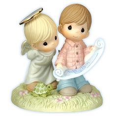 Precious Moments Figurines We Are Always In His Plan