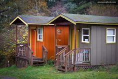 Yurts in San Juan Islands Washington | Luxury Camping Glamping Washington Islands