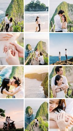 Nusa Penida surprise proposal of Mong and Rachel our couples from Singapore. Me and Mong been planned this surprise proposal secretly via email. Surprise Proposal, Proposal Ideas, Proposal Photographer, Most Romantic Places, Romantic Moments, Bali Travel, Honeymoon Destinations, Ubud, Travel Guides