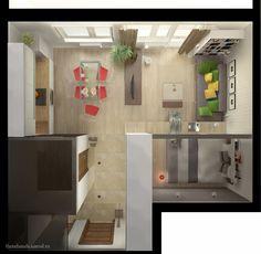 1 комнатная квартира планировка - Поиск в Google