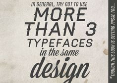 17 Ways To Make Graphic Designers Cringe. Some people just need to give it up.