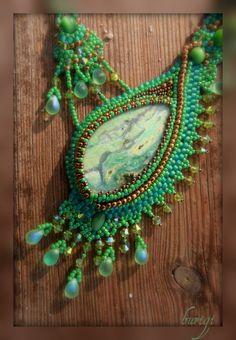 Green freeform _closer_ by hurigi on DeviantArt