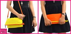 Yellow or Orange? What's your summer style?
