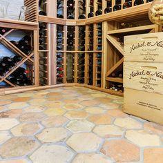 Glazed Brick, Terracotta Floor, Thin Brick, Style Tile, Flooring Options, Spanish Style, Napa Valley, Tiles, Tile Mosaics