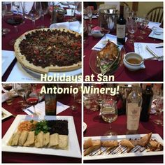Holiday Wine & Food Pairing at San Antonio Winery in Downtown LA!