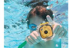 A helpful review of the VTech Kidizoom Action Cam for kids - like a GoPro for kids but very affordable.