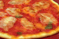 Margherita Pizza http://www.cbc.ca/stevenandchris/2012/01/margherita-pizza.html