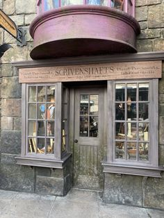 Scrivenshafts, Hogsmeade Village - Check out these tips for where to eat and drink on your next trip to Harry Potter World!