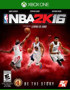 Discover the NBA - Xbox One: Take 2 Interactive. Explore items related to the NBA - Xbox One: Take 2 Interactive. Organize & share your favorite things (including wish lists) with friends. Jeux Xbox One, Xbox 1, 2k Games, Xbox 360 Games, Playstation Games, Microsoft, Videogames, Latest Video Games, Spike Lee