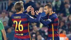 FC Barcelona - Villanovense (6-1)   FC Barcelona