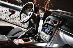 sticker bomb'ing?? - Body, Interior & Styling - MX-5 Owners Club Forum - Forum
