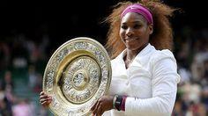 Serena Williams defeats Garbine Muguruza to win her 21st Grand Slam title - http://www.77evenbusiness.com/serena-williams-defeats-garbine-muguruza-to-win-her-21st-grand-slam-title/