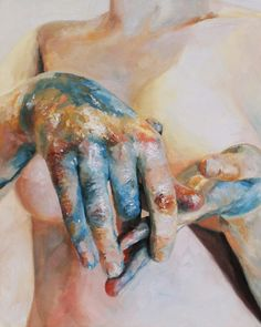 Watercolor Painting by Cara Thayer & Louie van Patten