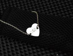 @norabeelove link on profile . #jewelry #customjewelry #etsyseller #etsyfinds #etsyjewelry #bracelets #necklaces #giftforher #giftideas #giftsforwomen #jewelleryfinds #engravings #engravedjewelry #customisedjewellery #personaliseit #monogram #monogrammed
