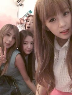Apink's Chorong Official Cafe Update 130810