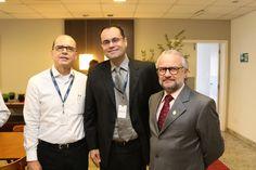 Angelo Frias Neto, Rodrigo Coelho de Souza e Marcelo Brognoli. #friasneto #abmi #mercadoimobiliario #secovi #creci #acipi #cofeci #fenaci #sciesp #abmifriasneto