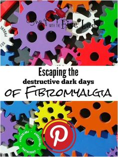 The girl with the five lads and fibro: Escaping the destructive dark days of Fibromyalgia.