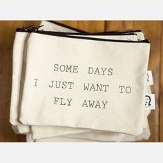Fly Away Bag  by pamela barsky