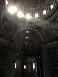The Vatican. oh, the excess!