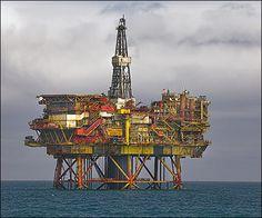 Oil Platform, Rigs, Big Ben, Building, Travel, Image, Collection, Wedges, Oil Rig