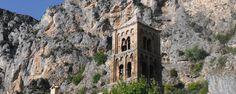 Moustiers-Sainte-Marie Département des Alpes de Haute-Provence France