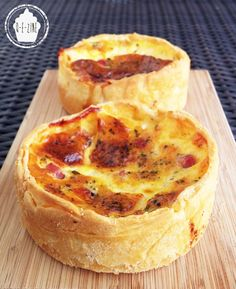 Batch Cooking, Cooking Time, Plats Ramadan, Quiche Muffins, Popular Cheeses, Salty Foods, Quiche Lorraine, Quiches, Finger Foods