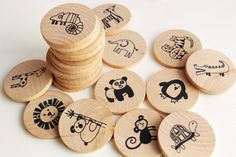 Picture of Make a Match - Toddler - Zoo $27 Mama May i
