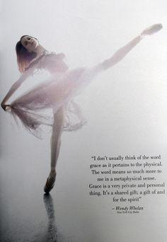 """Wendy Whelan photographed for """"Glass Magazine"""" by Timothy Saccenti"""