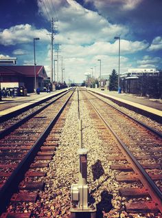 Metra Deerfield Station, Chicago