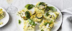 Kesäkurpitsa-perunamunakas Sushi, Tacos, Mexican, Cooking, Ethnic Recipes, Food, Party, Kitchen, Essen