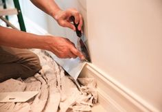 How To: Remove Paint from Trim and Molding