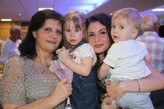 Martine, Luna, Cristina et Lorenzo!
