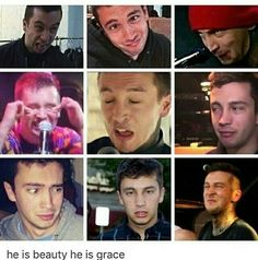 "Like Twenty Øne Piløts? Go check out my board ""Twenty One Pilots"" for tons more! Also go check out my Pinterest @jarreygue"