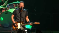 Atlantic City - Bruce Springsteen - April 17, 2014 - Nashville, TN