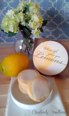 lemon cookies- similar to Knoxville's Ham N Goody's
