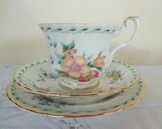 Vintage Royal Albert Constance Bone China by TealightfullyVintage, £14.00
