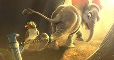 Aaron Blaise - Development of The Legend of Tembo