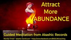 Guided Akashic Records Meditation - Attract more Abundance
