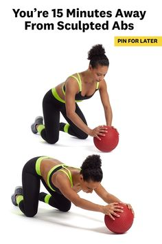 This total-body workout tones your entire core, especially your abs. Easy Workouts, At Home Workouts, Cardio Workouts, Hiit, Fitness Tips, Fitness Motivation, Fitness Exercises, Mens Fitness, Fitness Fun