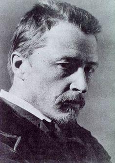 Hugo Wolf (March 13, 1860 – February 22, 1903) Austrian composer of Slovene origin.