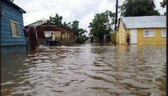 Aguaceros Provocan Inundaciones En Puerto Plata